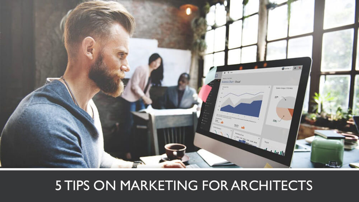 Empowering Architectural Marketing Campaign