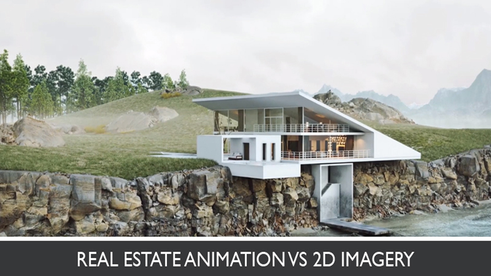 3D Animation for Massachusetts House Project