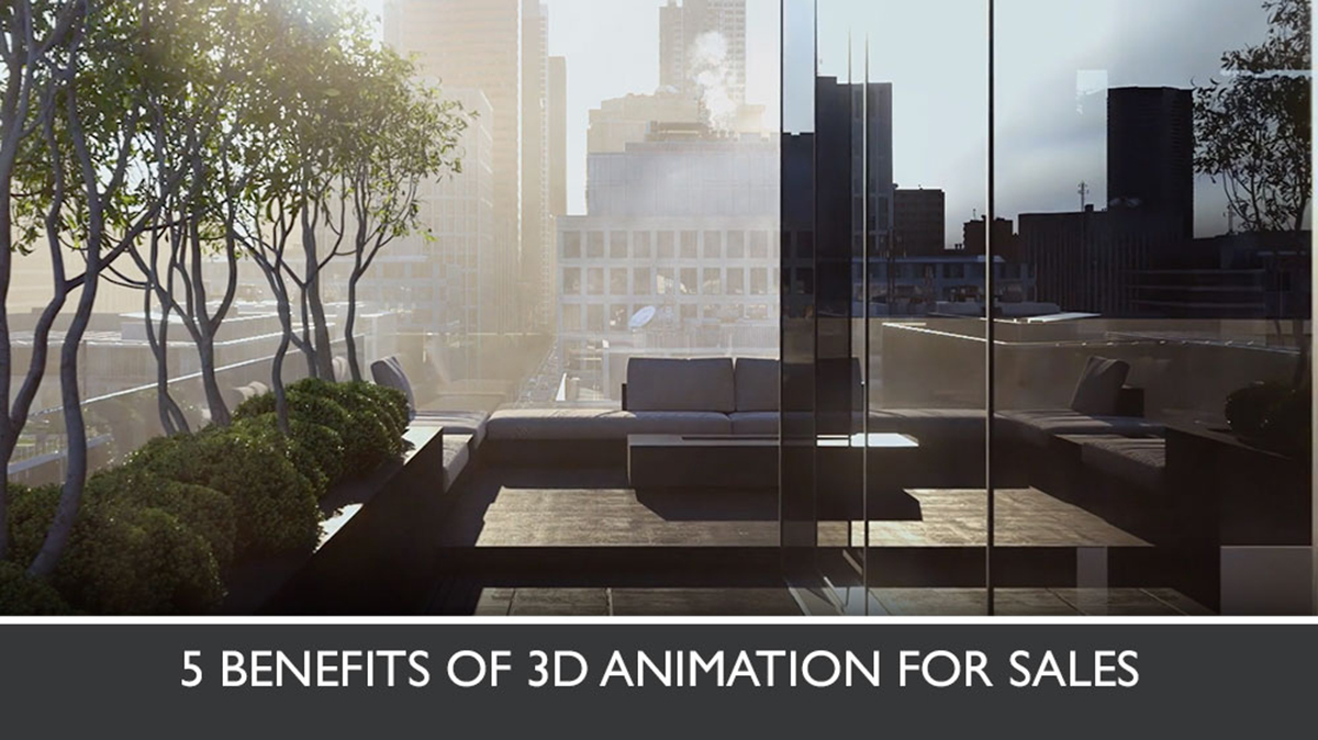 5 Ways 3D Animation Improves Residential Skyscraper Sales