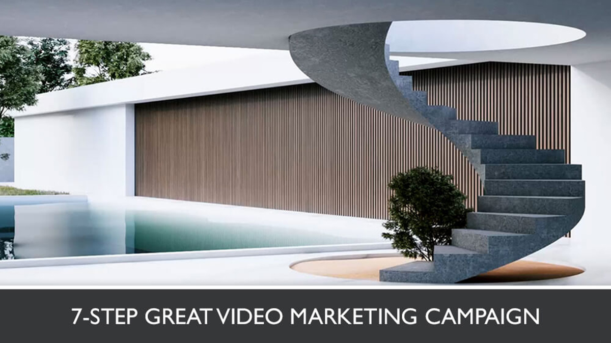 Video Marketing For A Modern Residence Project