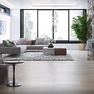 Photoreal 3D Animation Of An Apartment Interior