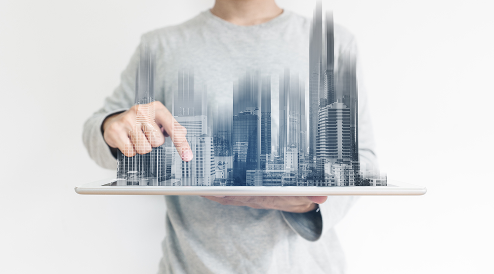 3D Architectural Promotion for Showcasing Expertise