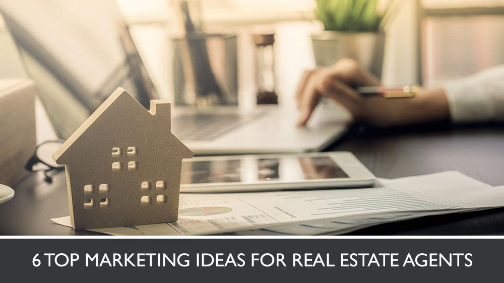 Real Estate Specialist Improving Marketing Plans