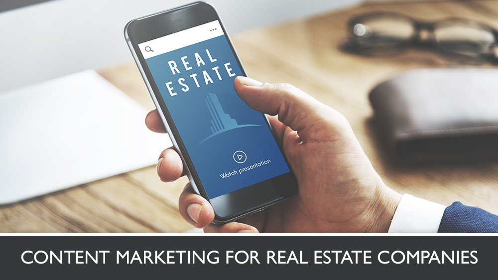 Realtor Viewing a Presentation on a Smartphone