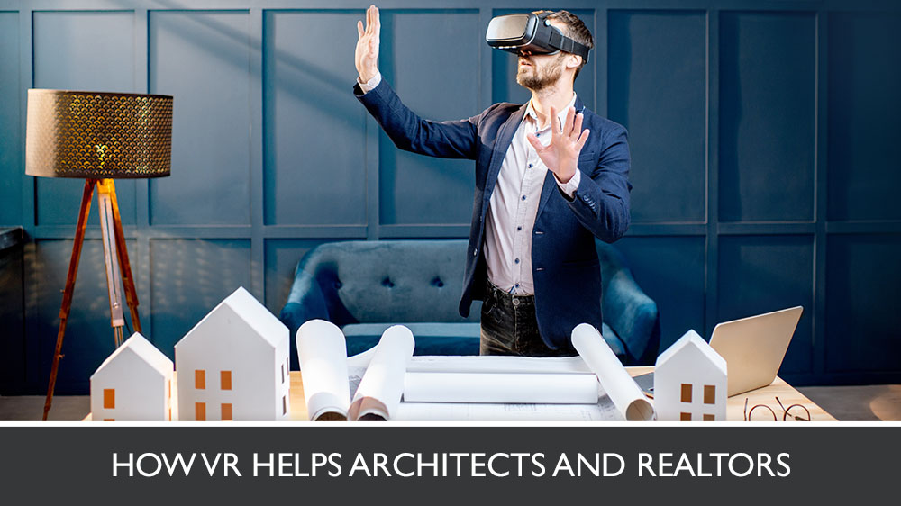 Architect Uses VR Gear