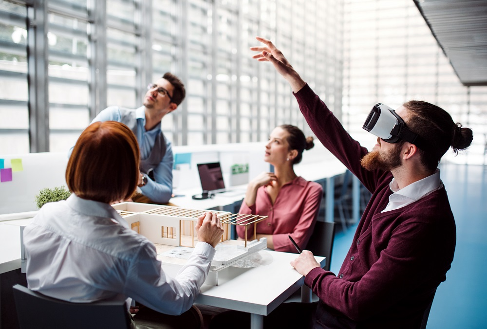 Architects Using Virtual Reality Technology