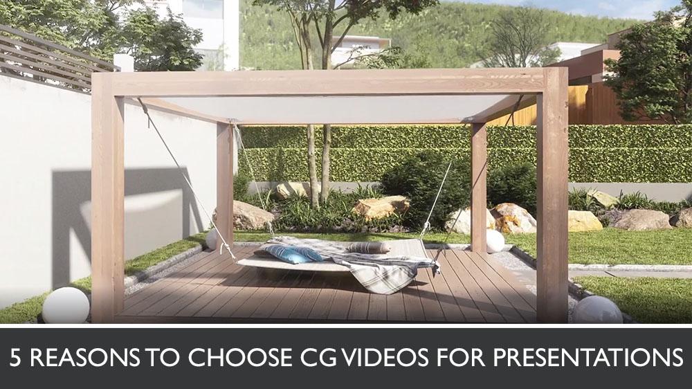 3D Animated Walkthrough of a Villa