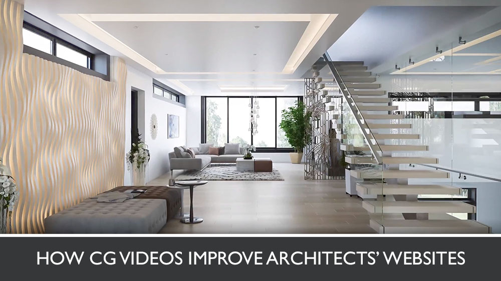 3D Animation of an Apartment